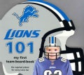 Detroit Lions 101 (Board book)