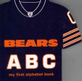 Chicago Bears ABC: My First Alphabet Book (Board book)