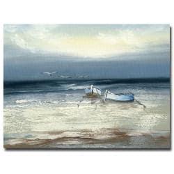 Rio 'Low Tide' Canvas Art