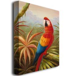 Rio 'Amazon Rain Forest' Canvas Art