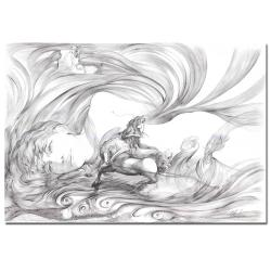 Osay 'Dream' Canvas Art