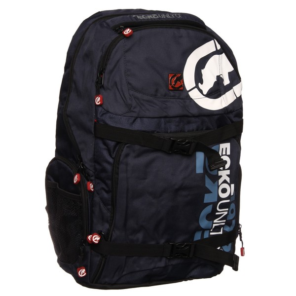 Ecko Unlimited Navy Famous Backpack