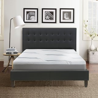 Sleep Sync Beige 8-inch Full-size Memory Foam Mattress