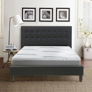 Beige 8-inch Full-size Memory Foam Mattress