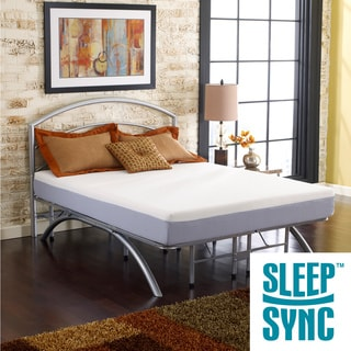 Sleep Sync 8-inch Full-size Memory Foam Mattress