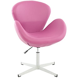 Swan Purple Adjustable Chair