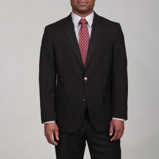 Dockers Men's Black Blazer