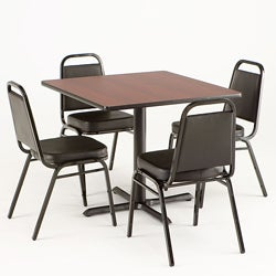 Holland Bar Stool Black Commercial Dining Set Overstock