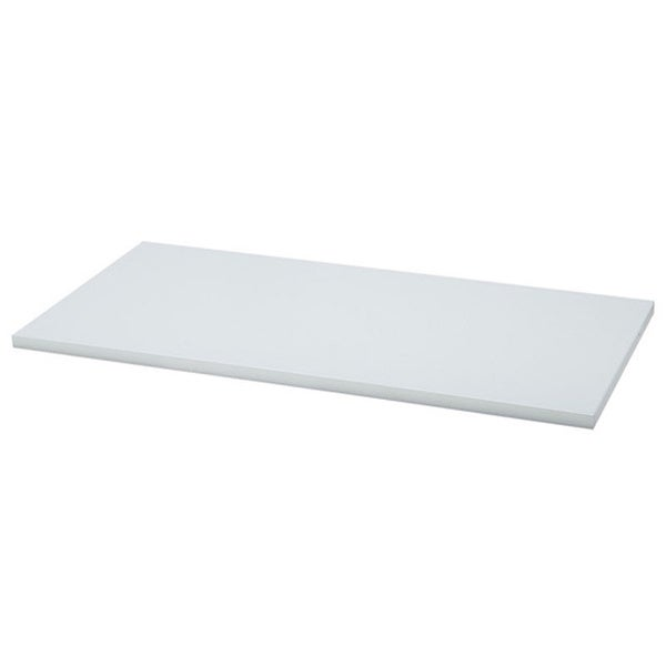 Organized Living freedomRail White Shelf (24 x 8)