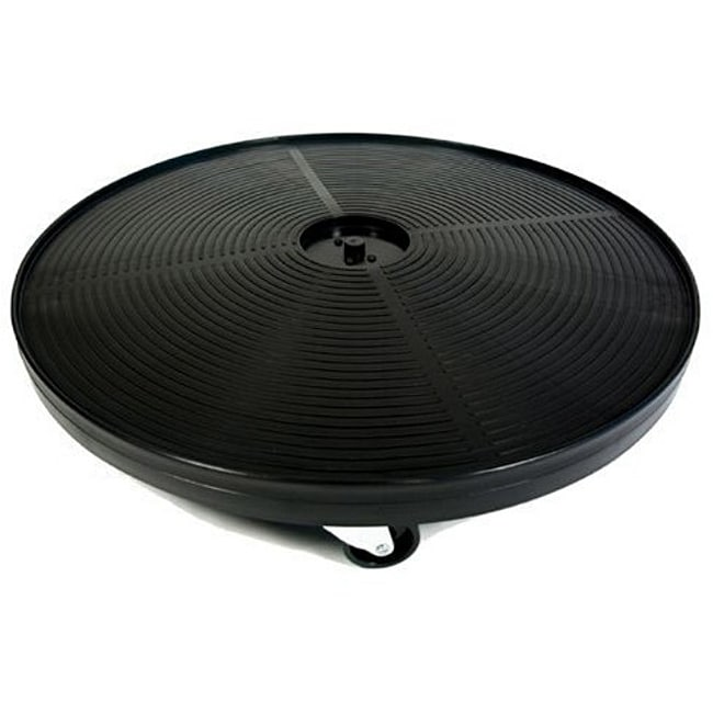 Black 24-inch Plant Dolly
