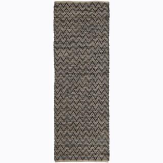 Mandara Handwoven Runner Rug (2'6 x 7'6)