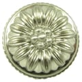 Stone Mill Hardware Dahlia Satin Nickel Cabinet Knobs (Pack of 10)
