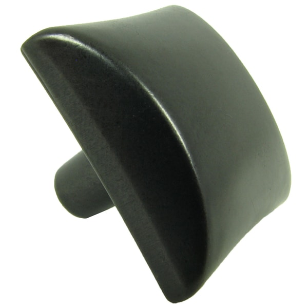 Stone Mill Hardware Bella Antique Black Cabinet Knobs (Pack of 5)