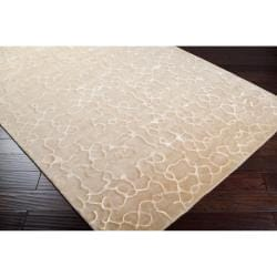 Julie Cohn Hand-knotted Kimball Abstract Design Wool Rug (5' x 8')