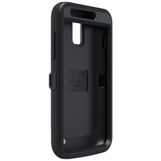 OtterBox Defender Carrying Case (Holster) for Smartphone - Gray, Blac