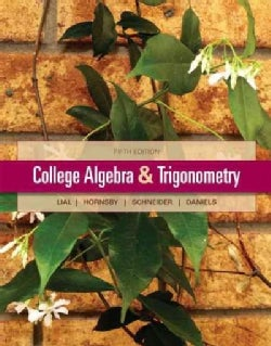 College Algebra and Trigonometry (Hardcover)