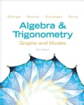 Algebra & Trigonometry: Graphs and Models (Hardcover)