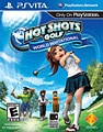 Ps Vita - Hot Shots Golf World Invitational