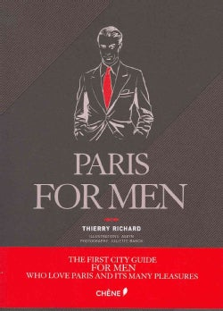 Paris for Men (Paperback)