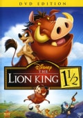 The Lion King 1 1/2 (Special Edition) (DVD)