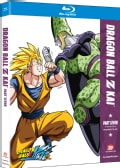 Dragon Ball Z Kai: Season 1: Part 7 (Blu-ray Disc)
