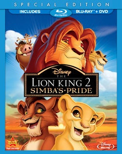 The Lion King 2: Simba's Pride (Special Edition) (Blu-ray Disc)