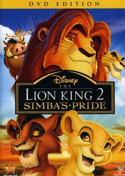 The Lion King 2: Simba's Pride (Special Edition) (DVD)