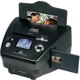 Ion Audio PICS 2 SD Film Scanner - 2500 dpi Optical