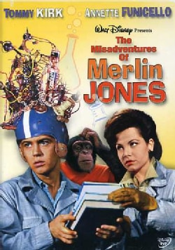 Misadventures Of Merlin Jones (DVD)