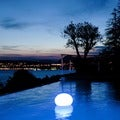 All Weather LED Lighted Flatball Lighting Design