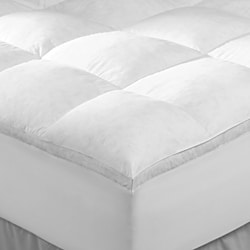 European Legacy Luxury Support Baffle Box Microfeather Featherbed