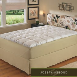 Joseph Abboud Even Support Baffle Box Featherbed