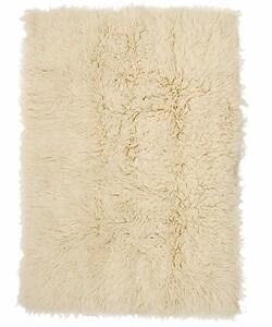 Super 2000-gram Flokati Wool Rug (6' x 9')
