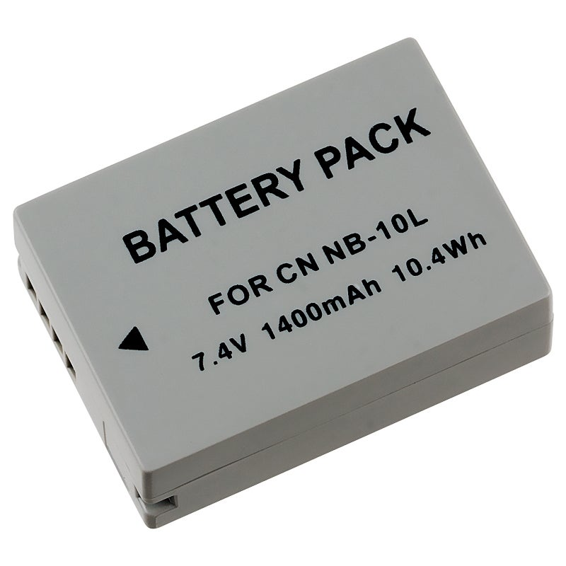 INSTEN Canon NB-10L Compatible Li-Ion Battery for PowerShot SX40 HS