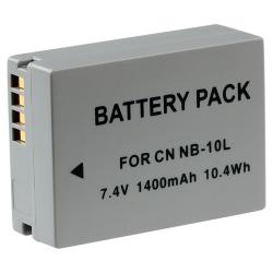 Canon NB-10L Compatible Li-Ion Battery for PowerShot SX40 HS