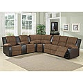 Peter Reclining Sectional