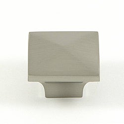Stone Mill Hardware 'Cairo' Satin Nickel Cabinet Knobs (Pack of 10)