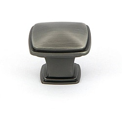 Stone Mill Hardware Providence Weathered Nickel Cabinet Knobs (Pack of 10)