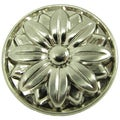 Stone Mill Hardware Mayflower Satin Nickel Cabinet Knobs (Pack of 10)