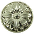 Stone Mill Hardware Mayflower Satin Nickel Cabinet Knobs (Case of 25)