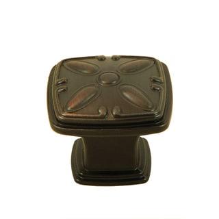 Stone Mill 'Edinborough' Oil Rubbed Bronze Cabinet Knobs (Set of 5)