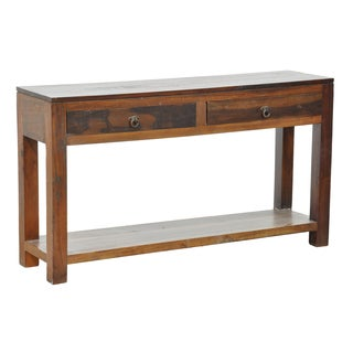 Borton 2-Drawer Console Table