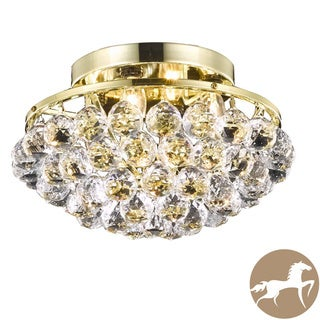Christopher Knight Home Gold 4-Light Chandelier