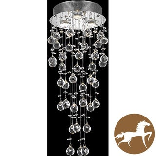 Christopher Knight Home 3-light Chrome Chandelier