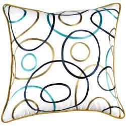 Decorative Process 18x18 Pillow