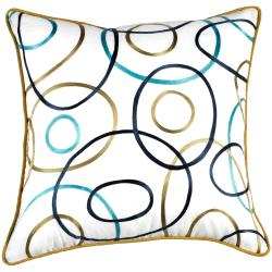 Decorative Princess 19x19 Down Pillow