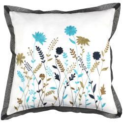 Decorative Quince 18x18 Down Pillow