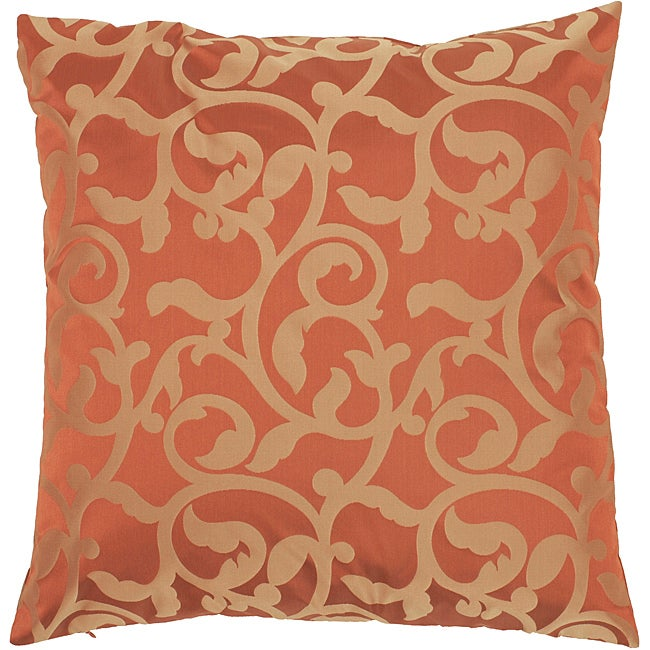 Jacquard Crank 18x18 Down Pillow