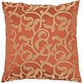 Jacquard Crank 18x18 Down Pillow
