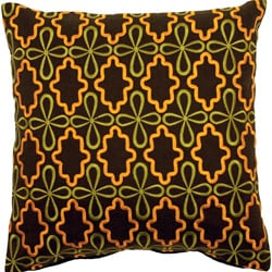 Rite Square Decorative Pillow